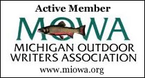 Active member: Michigan Outdoor Writers Association