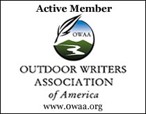 Active member: Outdoor Writers Association of America