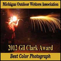 Michigan Outdoor Writers Association 2012 Gil Clark Award